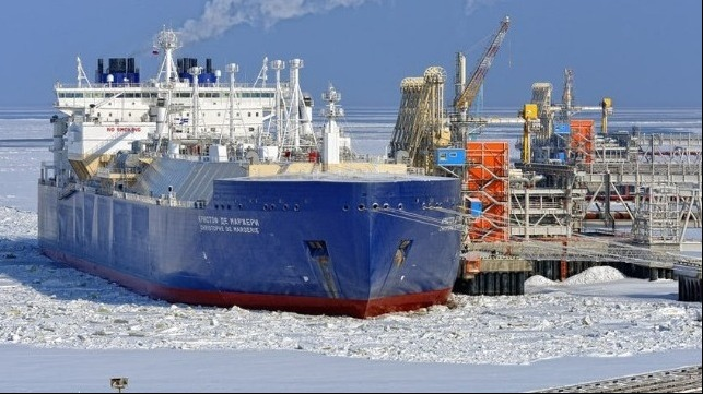 Russia to build 10 more icebreaking LNG carriers to support Arctic expansion