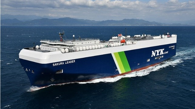 Japanese class society awards first digital smart ship classification