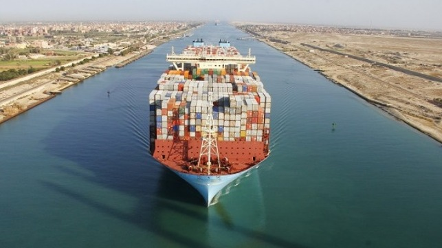 Suez Canal 2020 results tariffs incentives