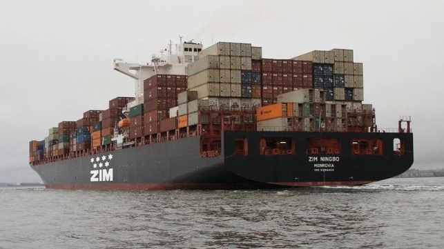 Zim and Seaspan expand containership fleets