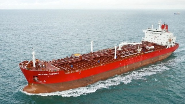 tanker targeted off Ghana as privacy incidents increase