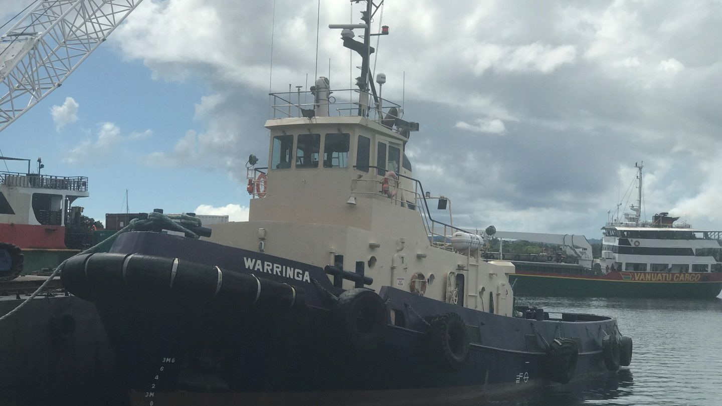 Inmarsat and IMSO tug