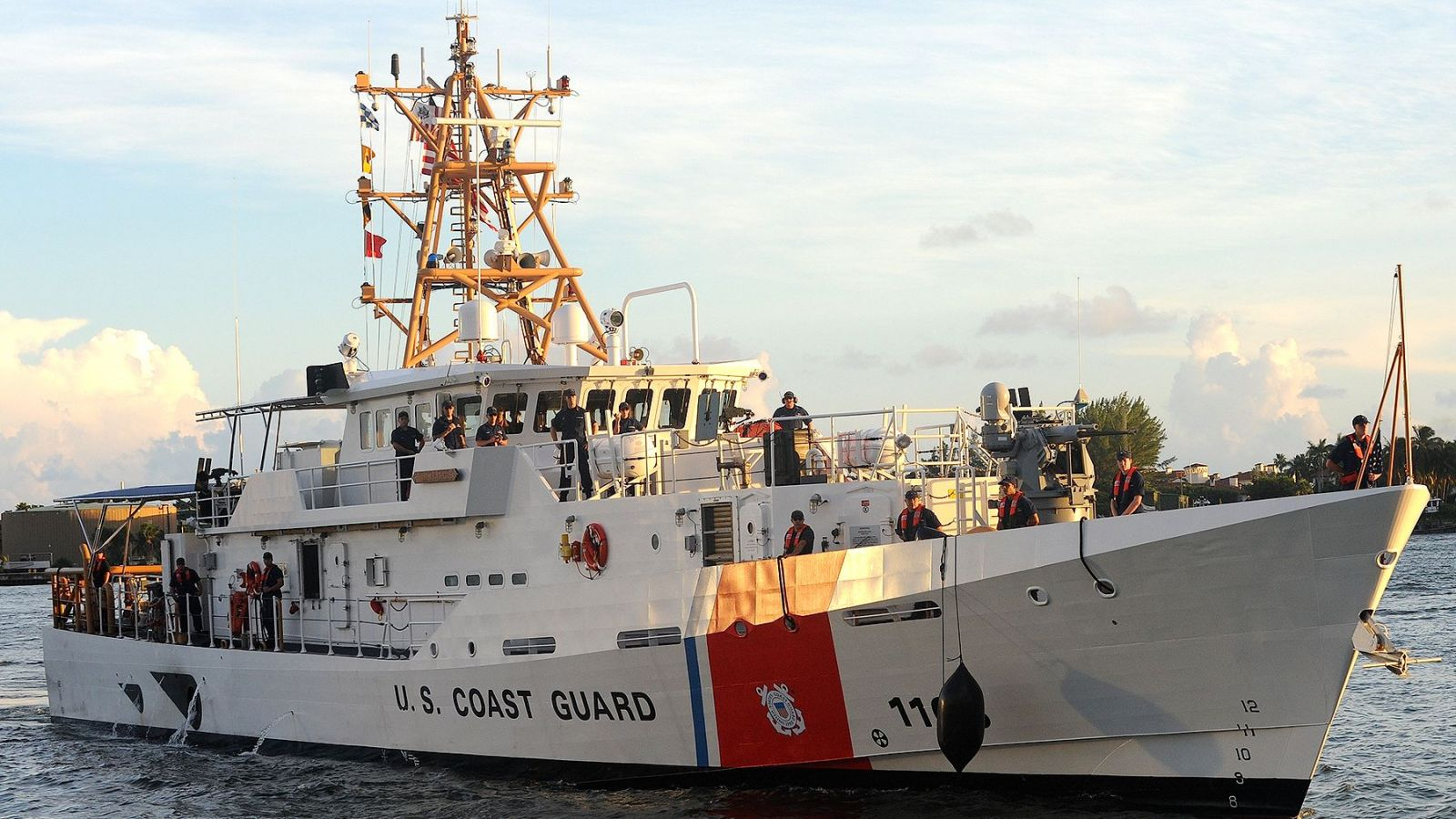 USCG Cutters - Fortress Anchors