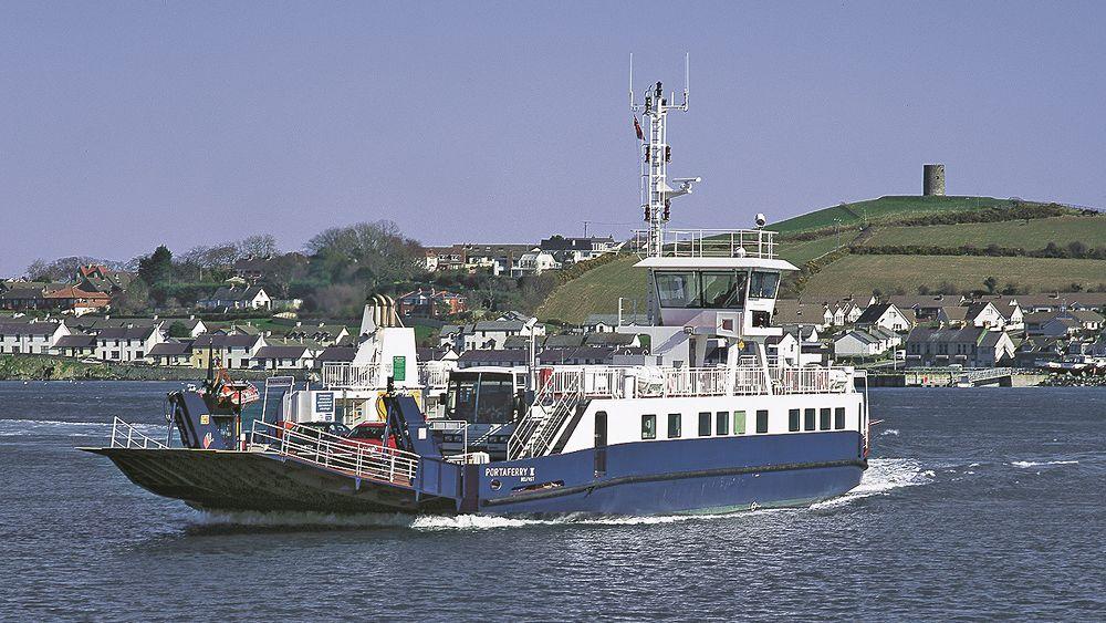 Northern Ireland Relies On Proven Voith Schneider Propellers