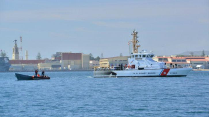 Coast Guard cutter Sea Otter