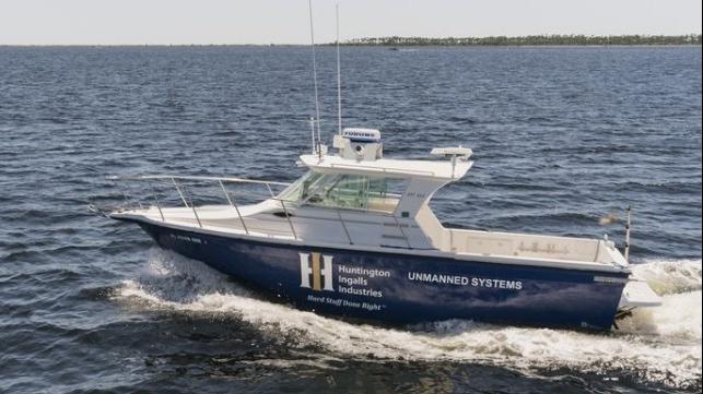 autonomous vessel operations video