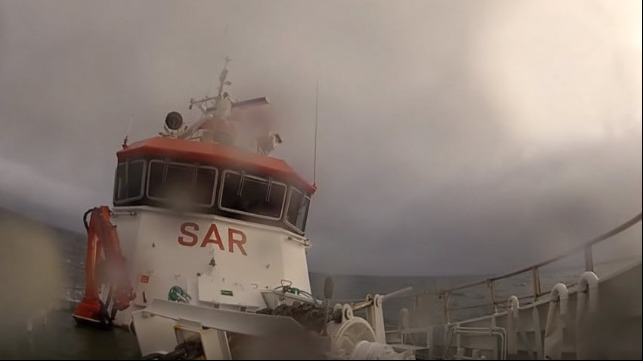 SAR boat