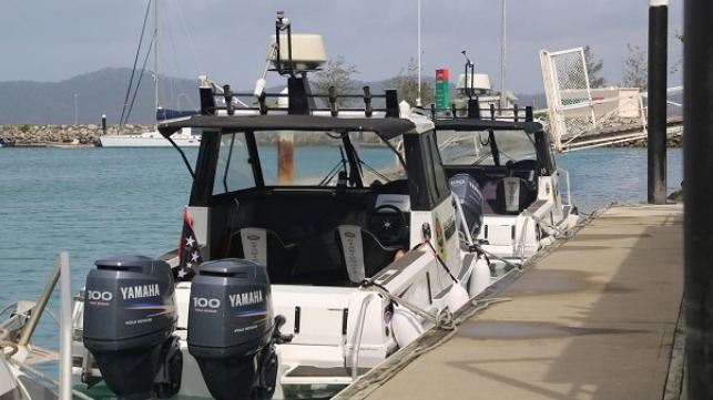 The Australian Border Force (ABF) and Department of Home Affairs has gifted three patrol boats to the PNG Customs Service.