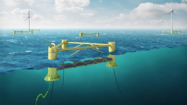 Mitsui exploring new business opportunities from wave and marine energy projects