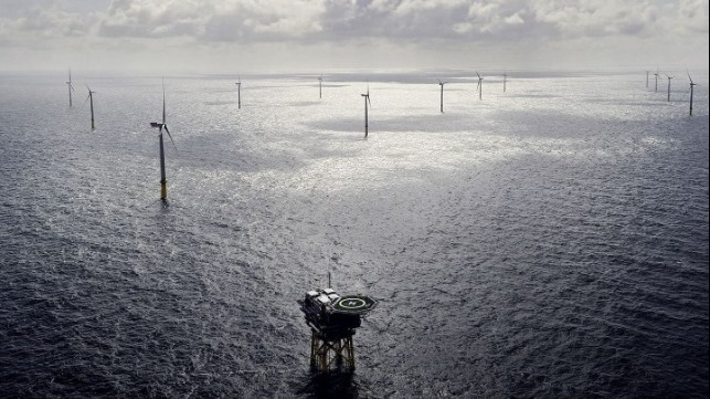 Amazon signs larges offshore wind purchase agreement with Orsted