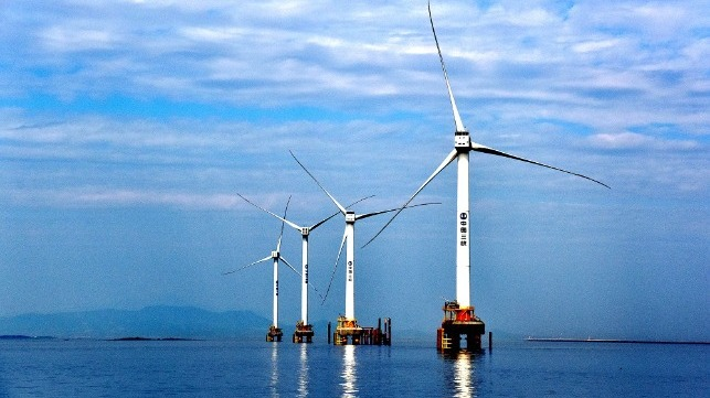 Chinese Offshore Wind Developer's Stock Soars in Shanghai Debut - The Maritime Executive