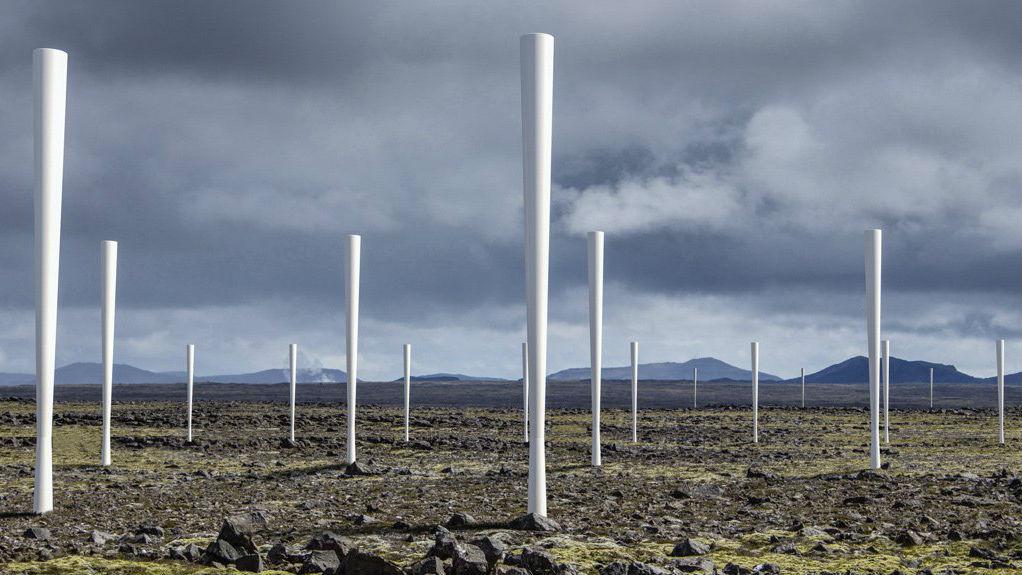 bladeless turbines
