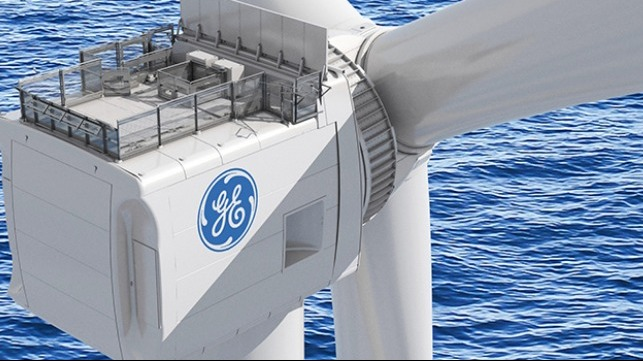 Massive GE turbine will have 45% greater AEP than competitors