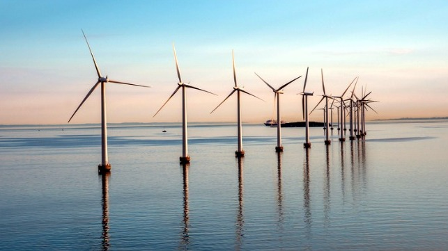 North Carolina offshore wind development