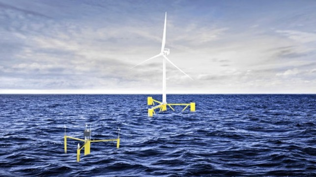 Chevron invests in offshore wind techmnology company