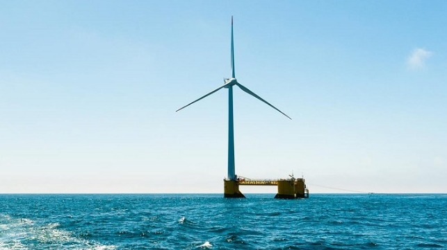 California Chooses Floating Offshore Wind Technology