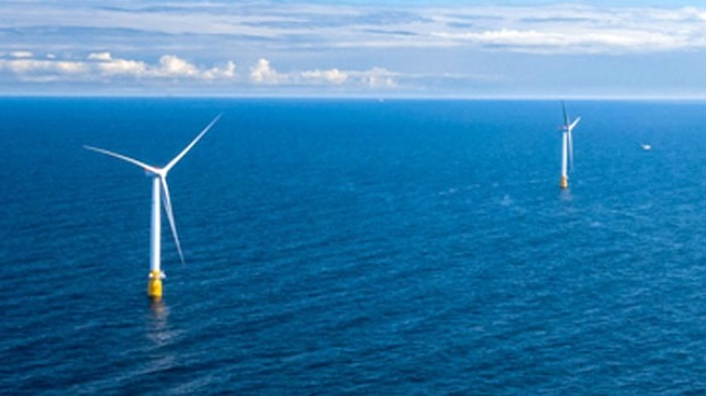 DNV report forecasts growth in floating wind