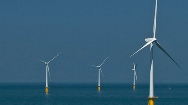 US offshore wind Atlantic Paciifc coasts