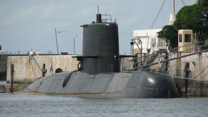 Missing submarine search will continue