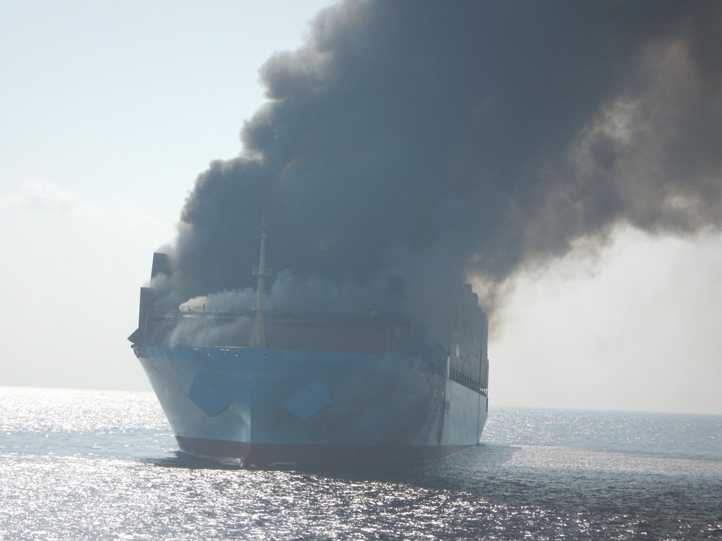 Salvors Find Remains of Three Maersk Honam Crewmembers