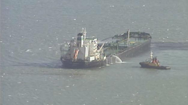 20 Years Ago: The Sea Empress Grounding