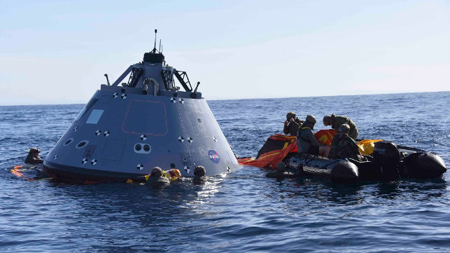 Orion module recovery