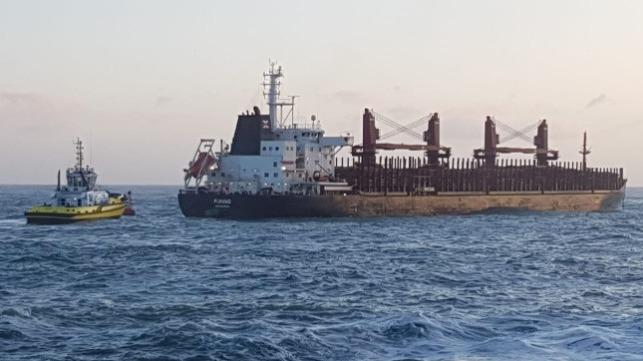 funing aground maritime nz