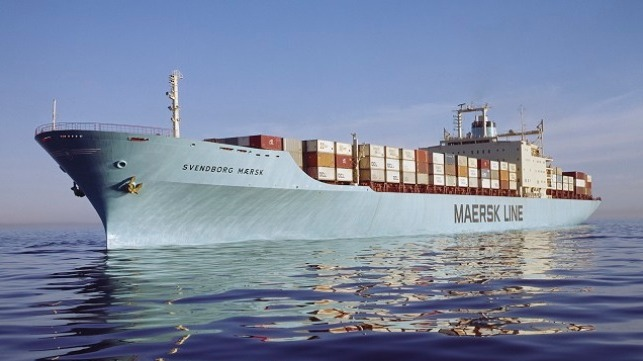 Mexican officials discovered cocaine and two hidden individuals when a Maersk container ship arrived in Manzanillo