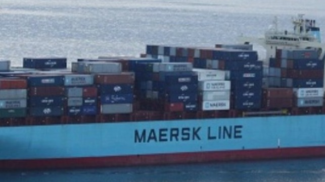 Maersk sues Glencore over faulty fuel