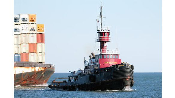 Two U S  Flag 4,300HP Tugs Sold