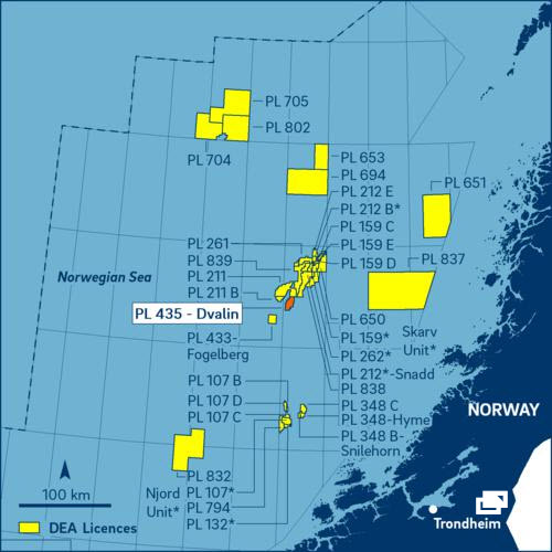 Aker Solutions wins subsea contracts for DEA's Dvalin field