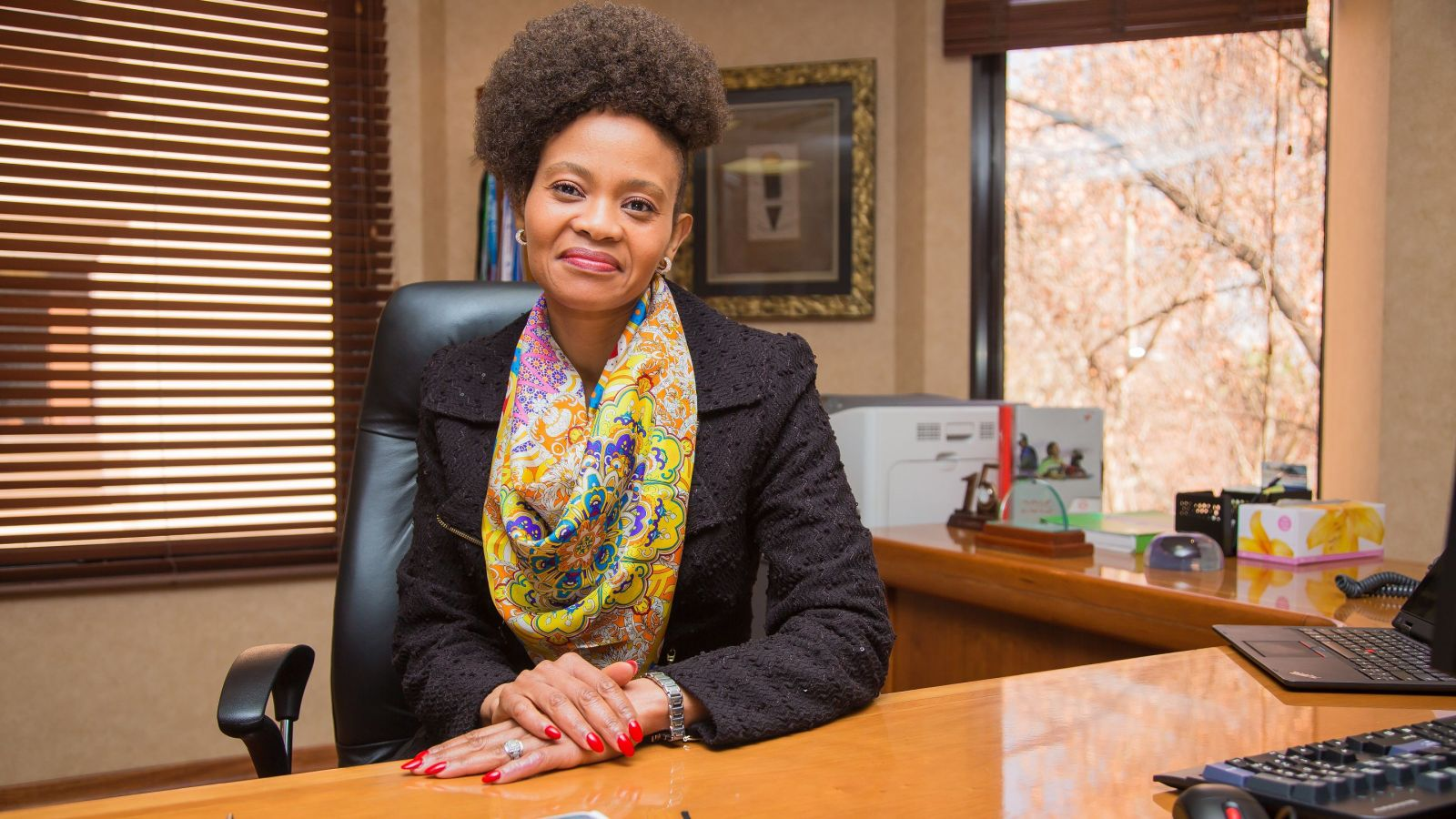 Ms Shulami Qalinge has been appointed Chief Executive (CE) of Transnet National Ports Authority (TNPA), becoming the first female CE of the organisation.