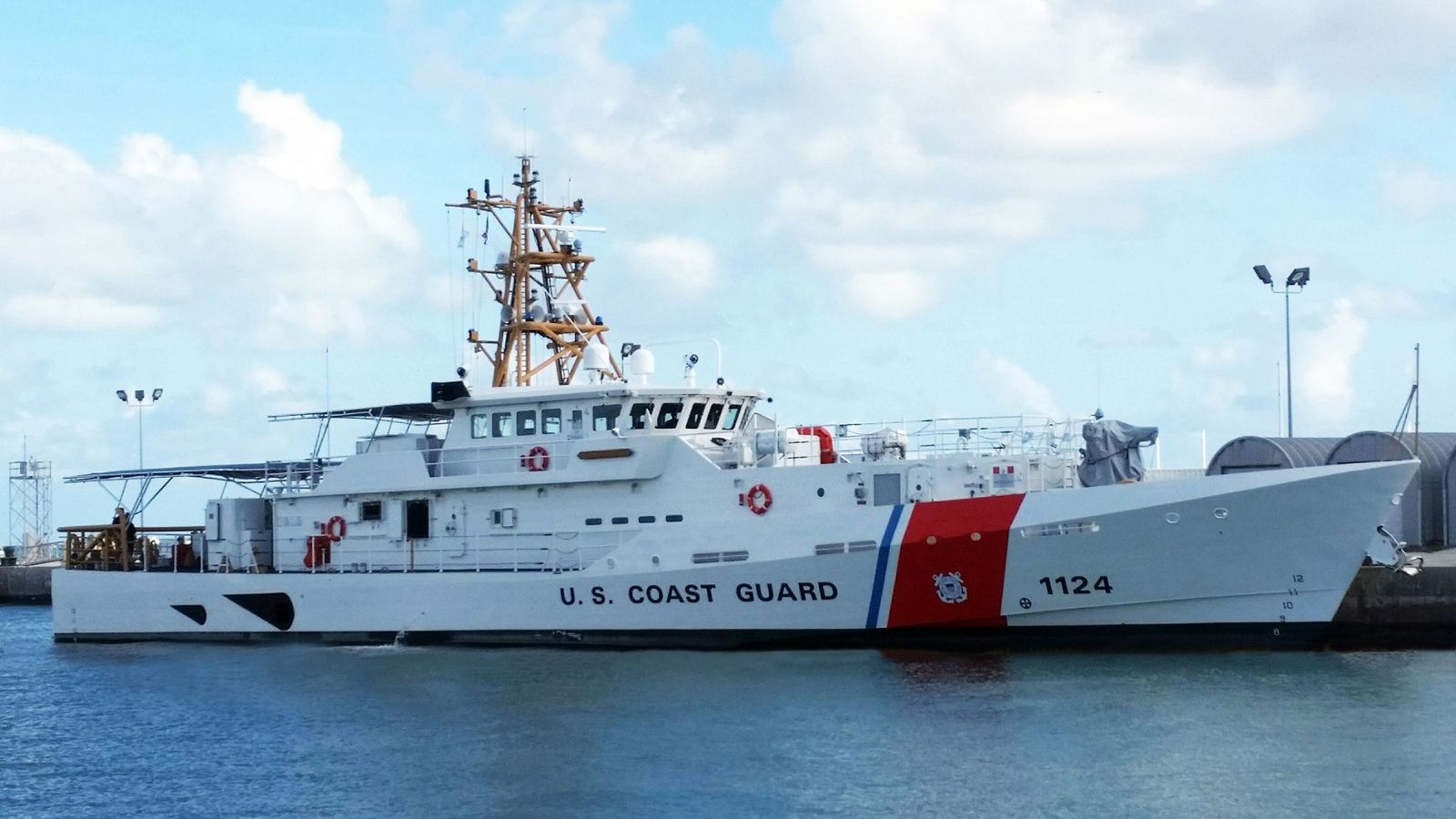 USCGC OLIVER BERRY