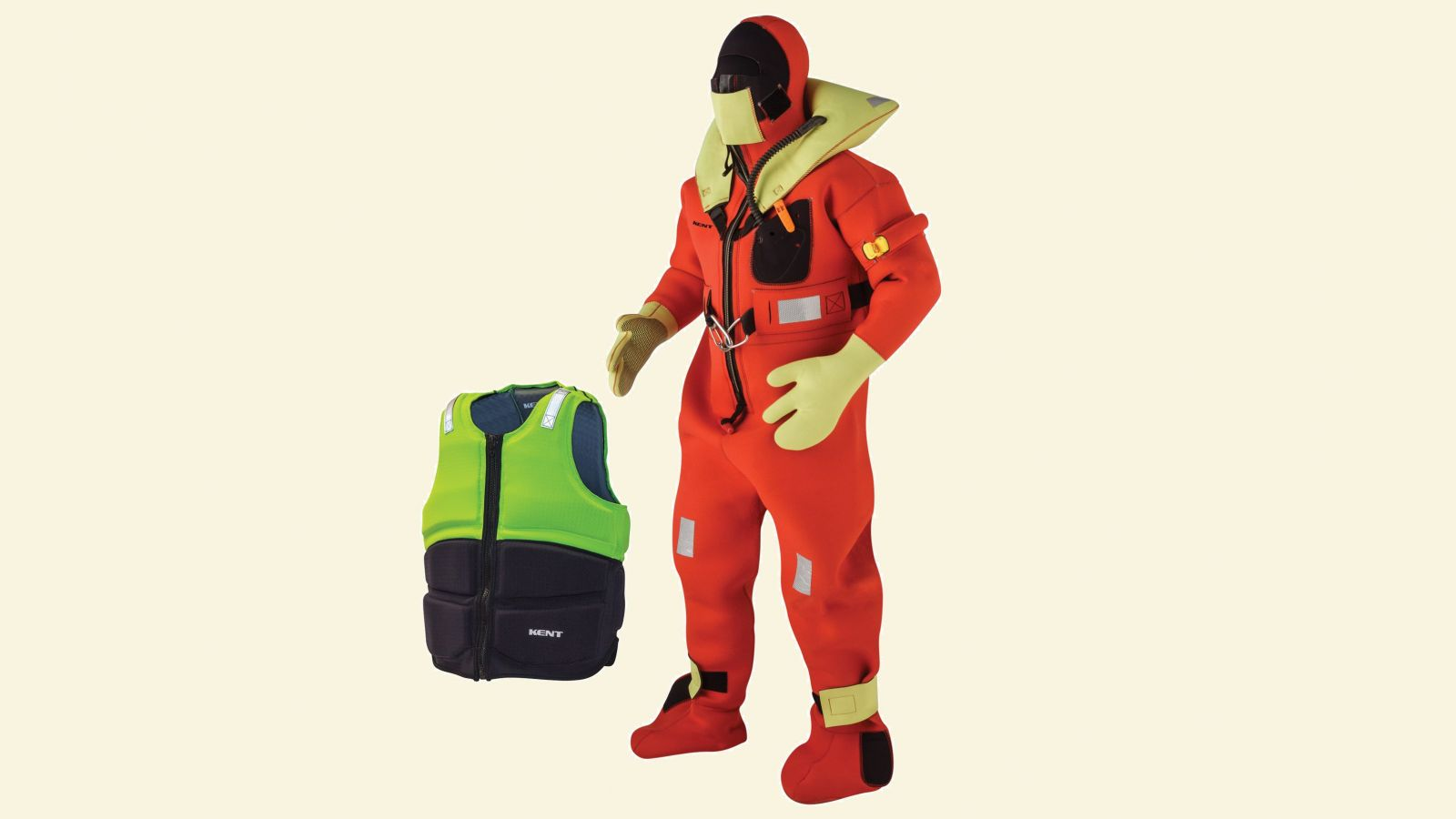 Kent safety suit