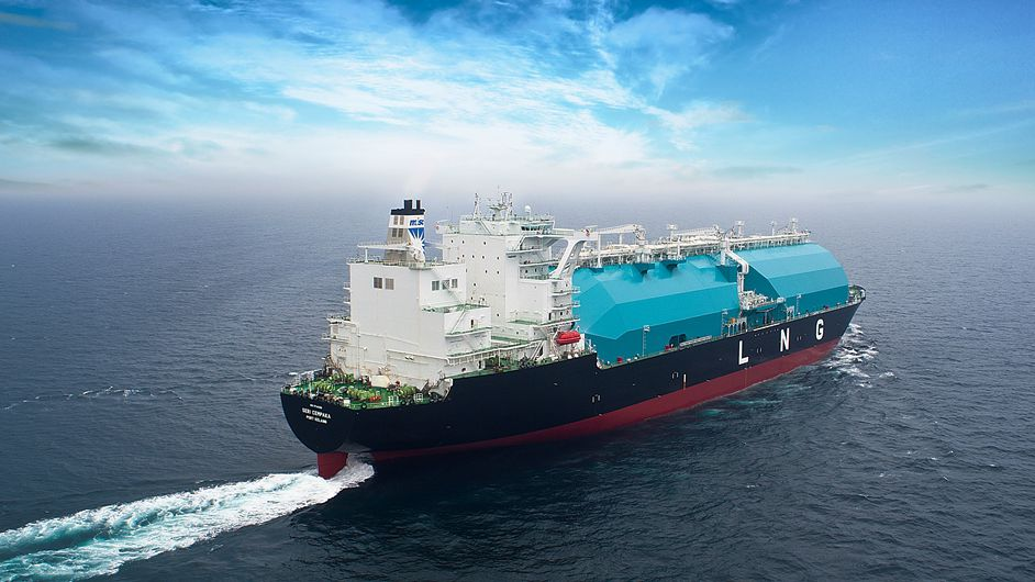 Misc Berhad Welcomes Third Moss Type Lng Carrier