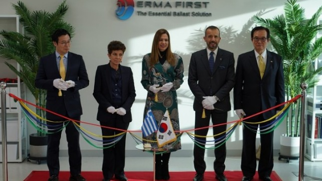 Erma First office opening